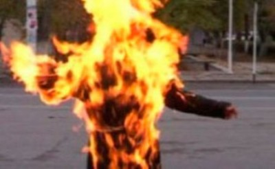 Muzaffargarh Girl Burns