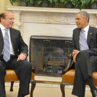 Nawaz Sharif and Obama