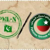 PML N PTI