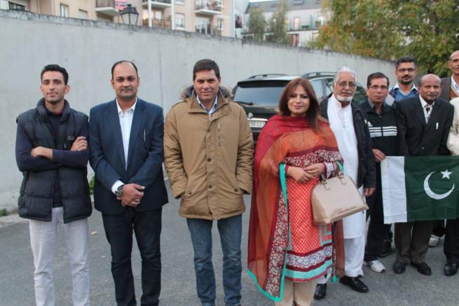 PTI France Ceremony