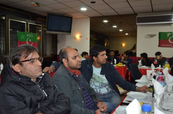 PTI,France Meeting