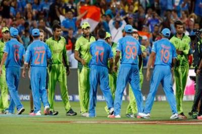 Pak vs India, Cricket Series
