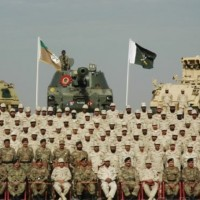 Pakistan And Saudi Army