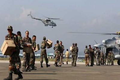 Pakistan Army Relief
