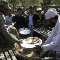 Pakistan Army Relief Operation