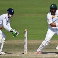 Pakistan England Test