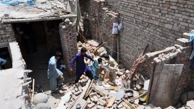 Pakistani Earthquake