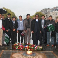 Pakistani Martyrs Honor,Ceremony