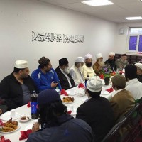 Pir Syed Hashmi Mian of India Birmingham (13)