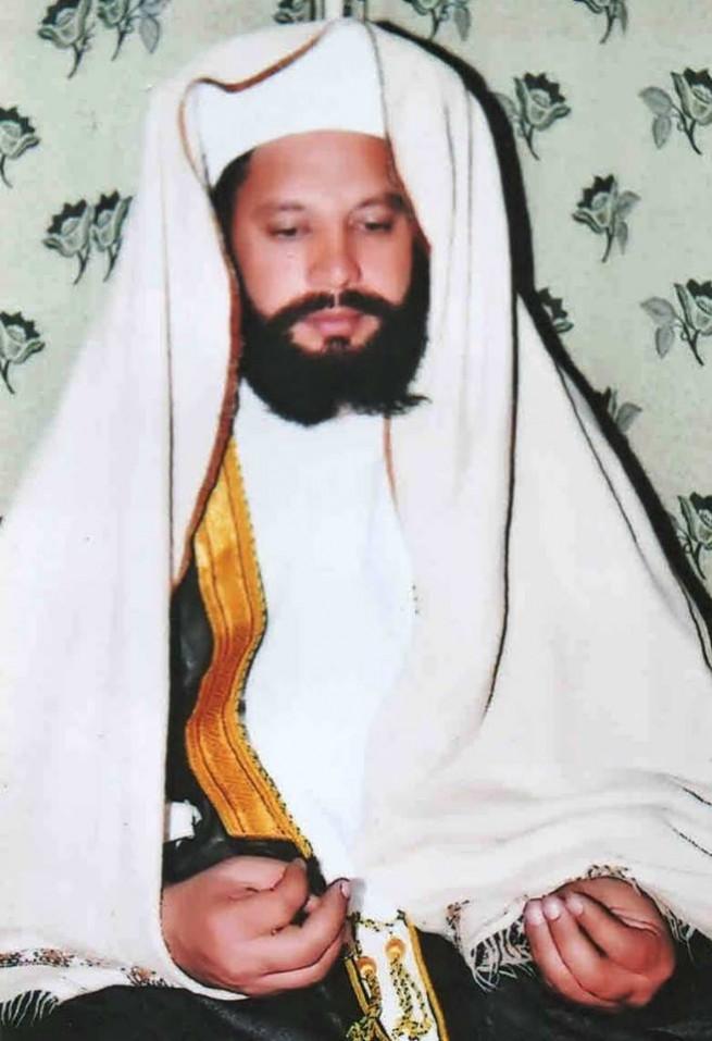 Allama Syed Hasan Shah Gilani