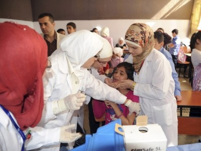 Poliovirus in Pakistan