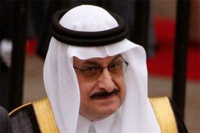 Prince Nawaf bin Abdul Aziz