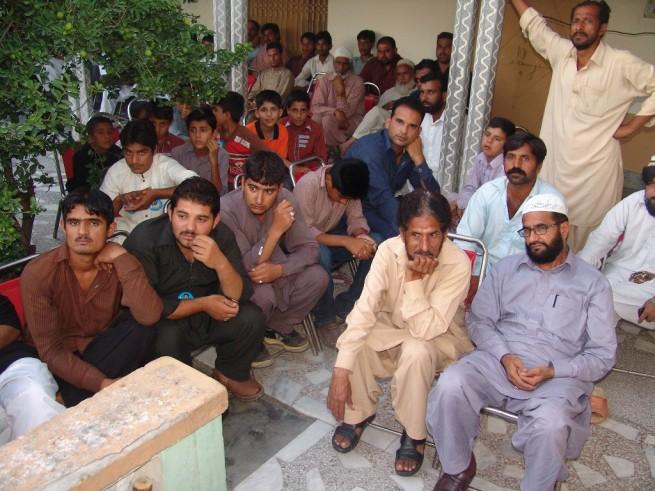 Raja Tabassum Iqbal, Support