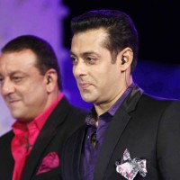 Salman and Sanjay Dutt
