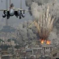 Saudi Allied Planes, Bombing