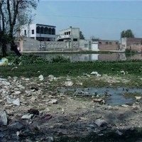 Sewerage Problem in Jhang