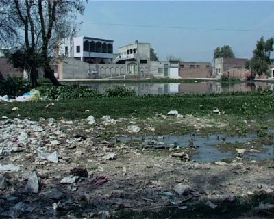 Sewerage Problem in Jhang