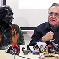 Sudheendra Kulkarni and Khurshid Kasuri