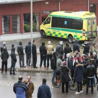 Sweden School Attacked