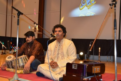 Switzerland Shahzad Ali Khan Eid Party Performances
