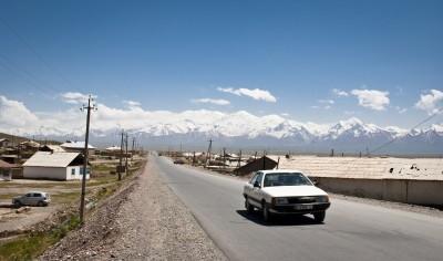 Tajikistan's Border