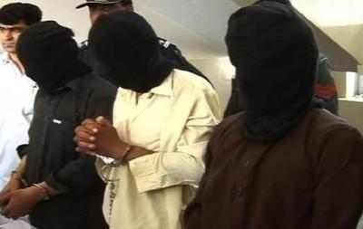 Target Killers Arrested