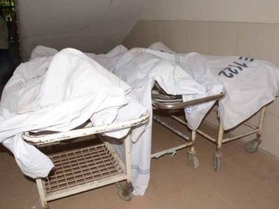 Terrorists Bodies