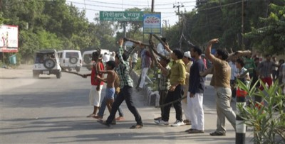Violence in Uttar Pradesh