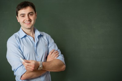 Young Male Teacher