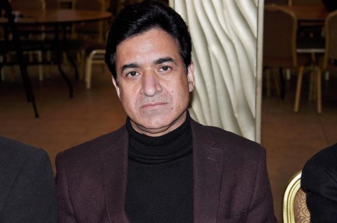 Cllr Ansar Ali khan