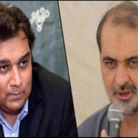 Ali Zaidi and Amir Naeem-ur-Rehman