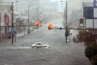 America Sea Storm