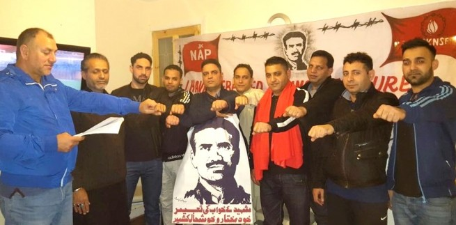 Awami National Party, Luton