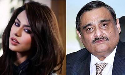 Ayyan Ali and Dr. Asim