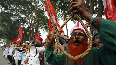 Bangladesh Executions Protest