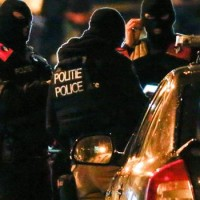 Brussels Police Operation