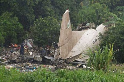 Cargo Plane,Fall Destroyed