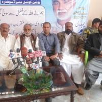 Chaudhry Shaukat Wazirabad