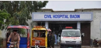 Civil Hospital Badin