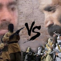 Clash Between Terrorists