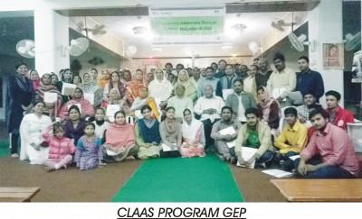 Cllass Program GEP