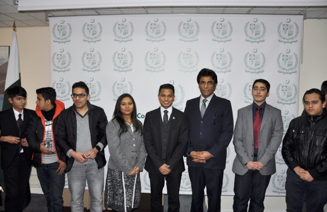 Consulate General Pakistan Birmingham youth Consciousness Awareness Ceremony