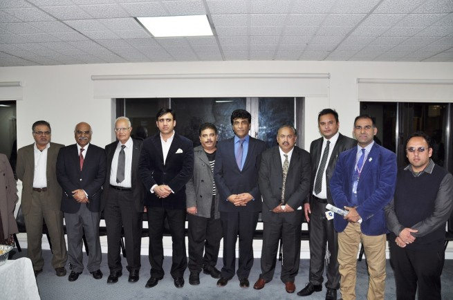 Consulate General of Pakistan Birmingham United Kingdom