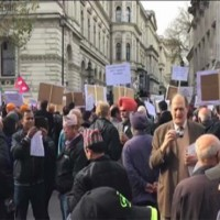 Downing Street Demonstration