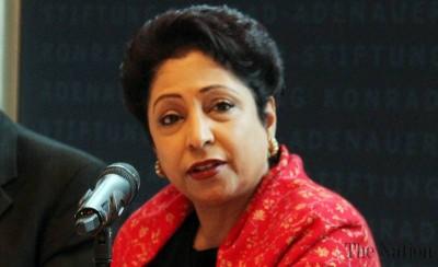 Dr Maliha Lodhi