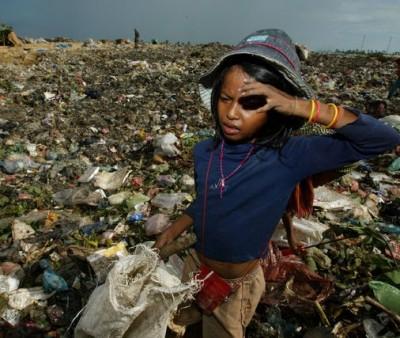 Dumpsters in Girl