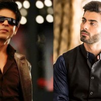 Fawad Khan And Rukh Khan