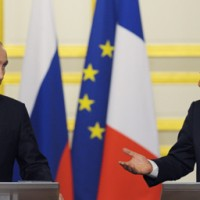 France and Russia Join Forces Against ISIS