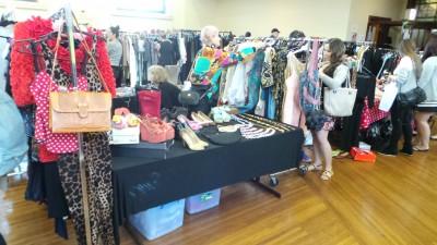 Garment stalls