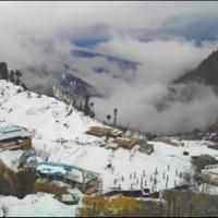 Gilgit Hazaraweather Rain Snowfall